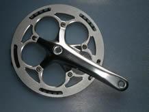 自行车配件产品折叠车链轮曲柄